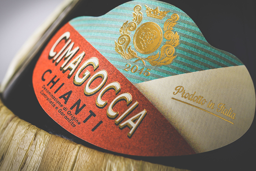 Cimagoccia-Chianti-Bottle-Label-Design-1